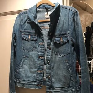 J Crew Denim Jacket (never worn)